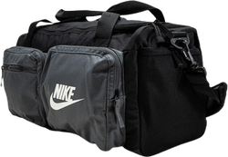 Jr Future Pro Duffel Bag Black/Grey