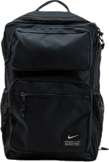 Utility Speed Training Backpack Black