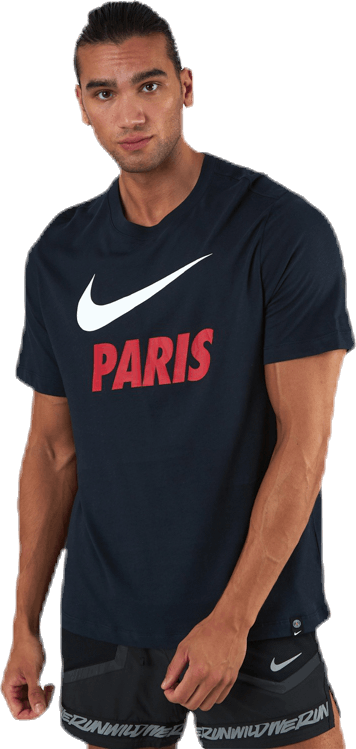 PSG Tee Ground Blue
