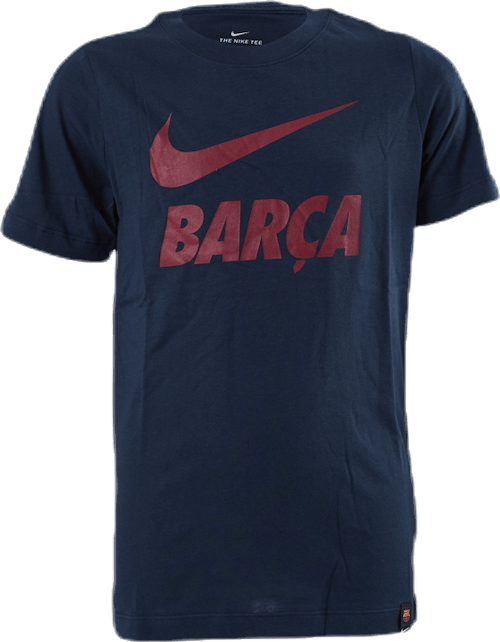 FC Barcelona Tee TR Ground Jr Blue
