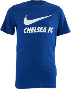 Chelsea Tee TR Ground Jr Blue/White