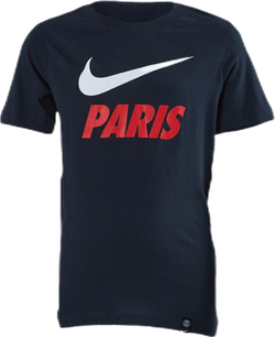 PSG Tee TR Ground Jr Blue