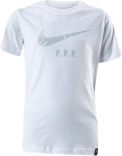 France Tee TR Ground Jr White