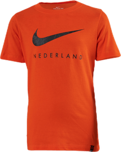 Netherlands Tee TR Ground Jr Orange