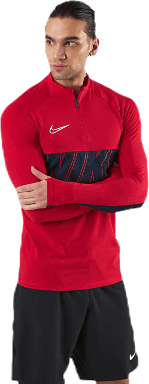 Dry Academy Drill Top Red