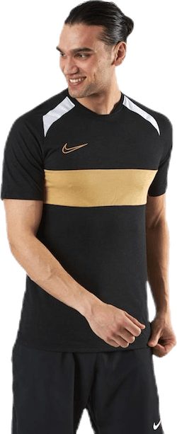 Dri-FIT Academy SS Black/Gold