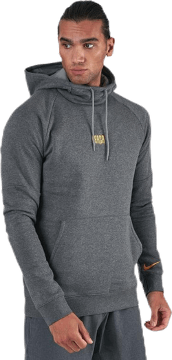 FC Barcelona Fleece Pullover Patterned