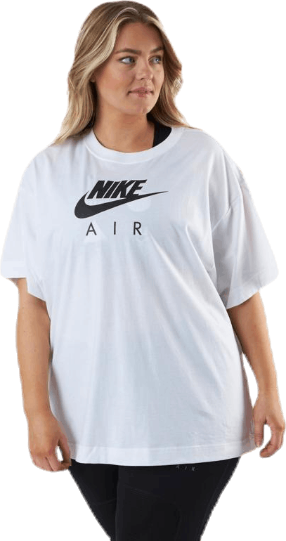 Nsw Air Ss Bf Top Plus White