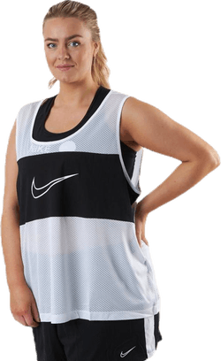 Nsw Mesh Top Tank Plus White/Black