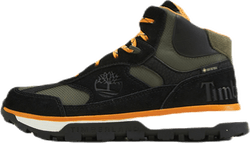 Trail Trekker Mid GTX® Jr Orange/Black/Yellow