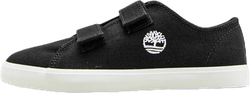 Newport Bay Canvas 2 Strap Ox Black