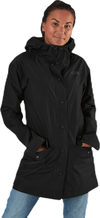 Woodmount Rain Jacket Black