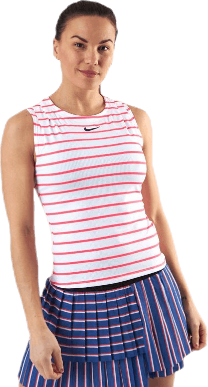 Dri-FIT Tank Maria White/Red