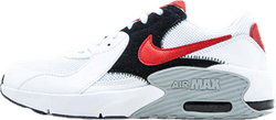 Air Max Excee GS White/Red