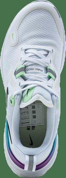 React Miler White/Green