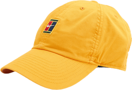 Court Logo Cap Yellow