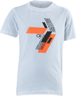 CR7 Big T-Shirt Jr White