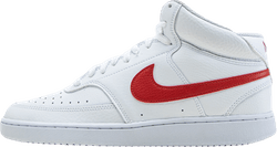 Court Vision Mid White/Red