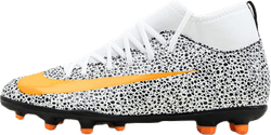 Superfly 7 Club CR7 FG/MG Orange/White/Black