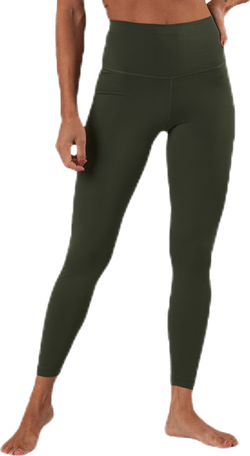 Yoga 7/8 Tight Green