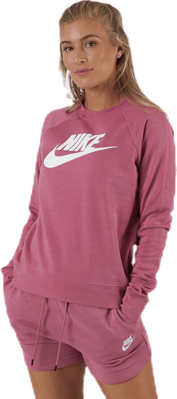Nsw Essential Crew Hbr Pink