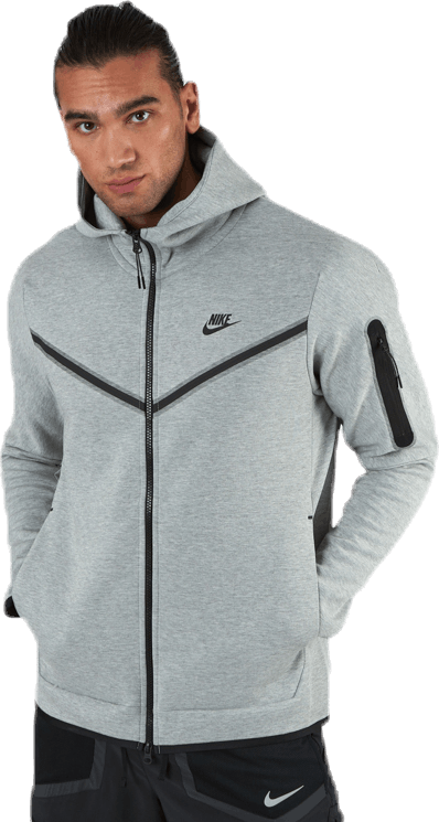 Sportswear Tech Fleece Dk Grey Heather/Black