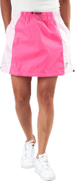 Nsw Icn Clsh Skirt Wvn Pink