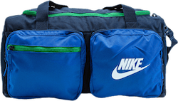 Jr Future Pro Duffel Bag Blue