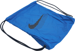 Graphic Gym Sack Blue/Black