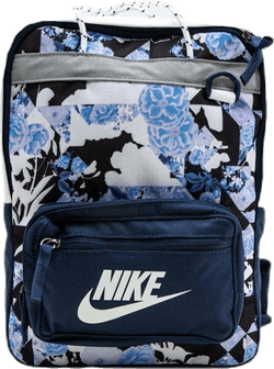 Tanjun Printed Backpack Blue/Patterned