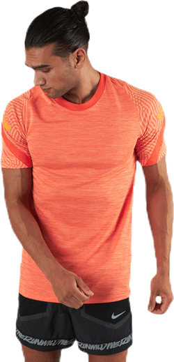 Dri-FIT Strike SS Orange/Yellow