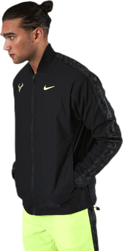 Rafa Court Jacket Green/Black