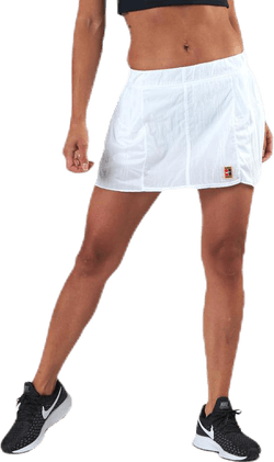 Court Slam Skirt White