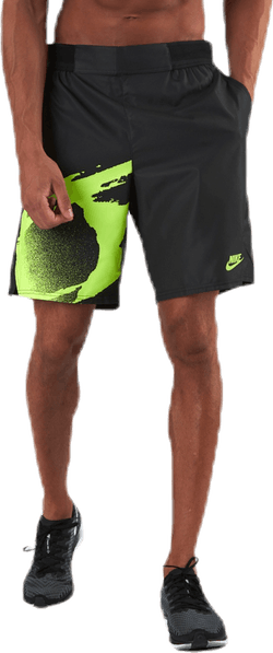 Court Slam Ny Nt Shorts Green/Black