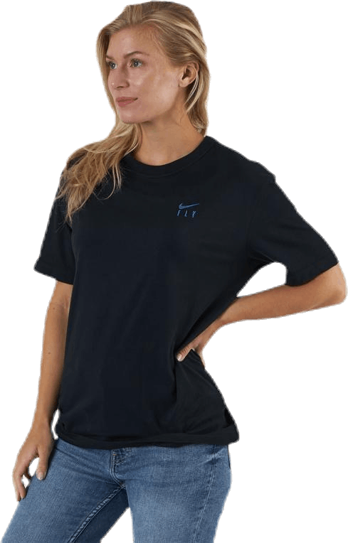Fly Dri-Fit Women'S Tee Black