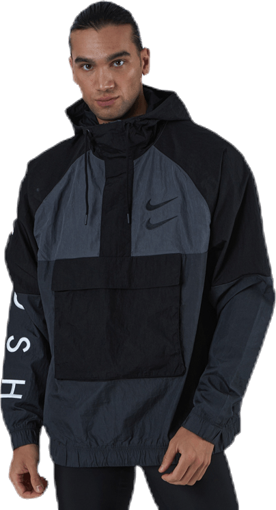 Nsw Swoosh Jkt Wvn Black