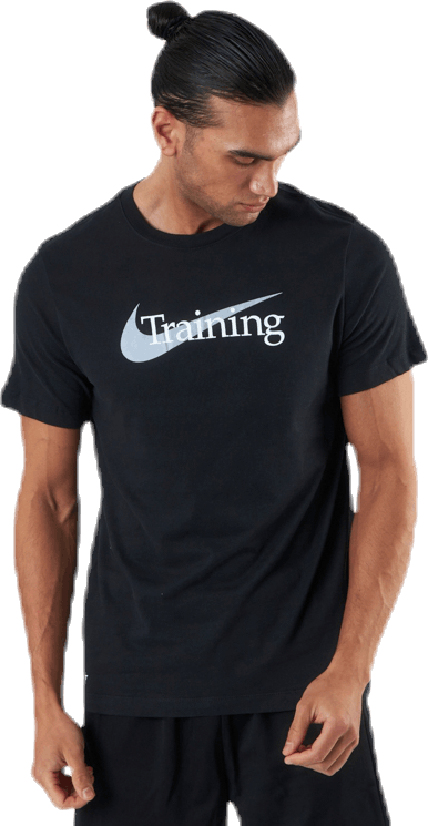 Dri-FIT Swoosh Tee Black