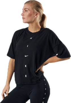 Dri-FIT SS Top Oversize White/Black