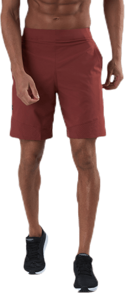 Vanish Woven Short Red