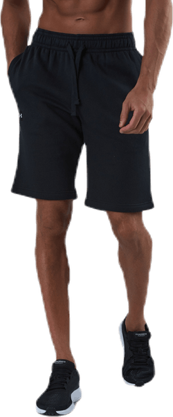 Rival Fleece Shorts Black
