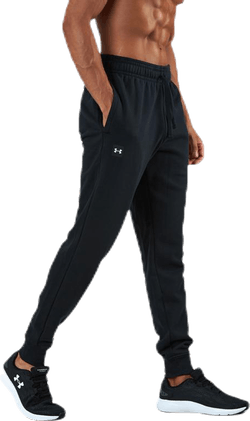Rival Fleece Joggers Black