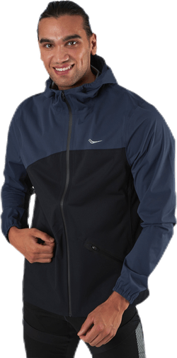 Drizzle Jacket Blue/Black