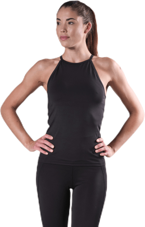 Fitness Pure Tank Top Black