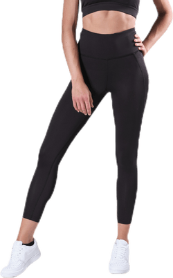 Fitness Scrunch Tights 7/8 Black