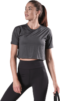 Strict Mesh Tee Green