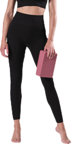 Clean Seamless Leggings Black