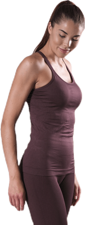 Clean Seamless Tank Top Purple