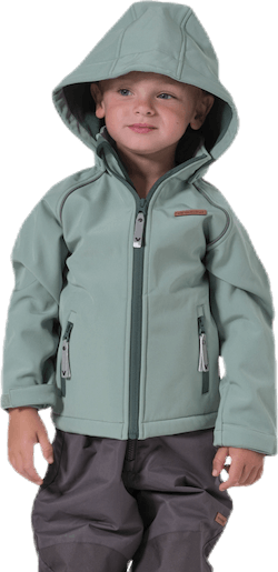 Hagla Softshell Jacket Green