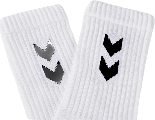 3-Pack Basic Sock White