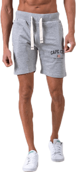Dakota Sweat Shorts Grey